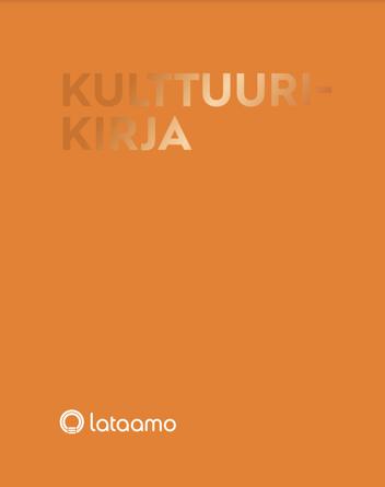 kulttuurikirja kansi
